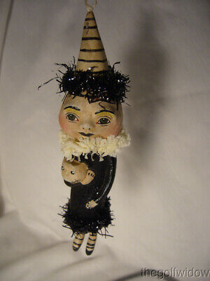 Bethany Lowe Happy Halloween Ornament no. HH4868 B