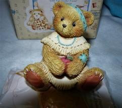 Cherished Teddies Winona - Fair Feather Friends 617172 NIB - $16.15