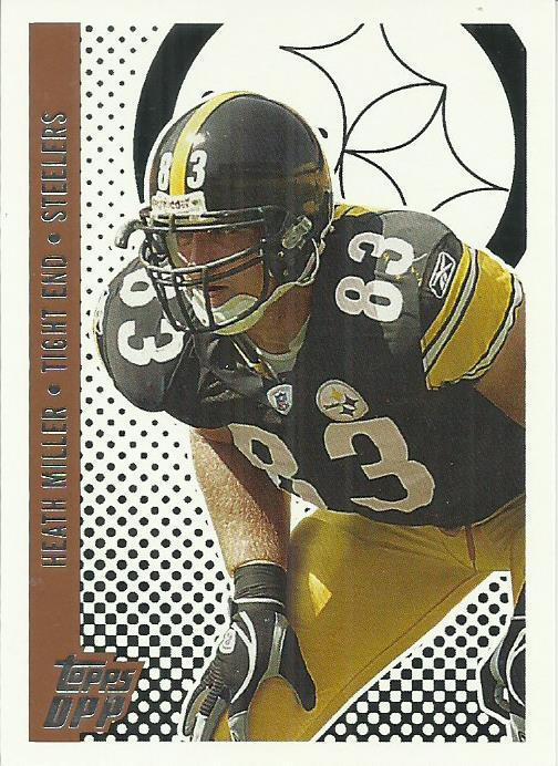 2006 Topps Draft Picks and Prospects #42 Heath Miller