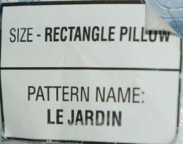 Ten Bears 524480 French Country Boudoir Throw Pillow Le Jardin image 3