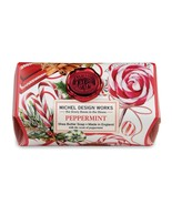 Michel Design Works Peppermint Large Bath Soap Bar - $12.99