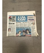 USA Today July 7 1986 with Special Liberty '86 Section - $20.00