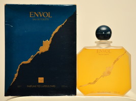Ted Lapidus Envol Eau de Toilette 200ml 7 Fl. Oz. Splash Rare Vintage Ol... - $550.00