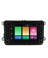 QSICISL Android 8.1 Universal Car Stereo 2 DIN Touch Screen in-Dash Car ... - $229.70