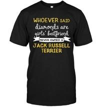 Inspirational Jack Russell Terrier Dog T Shirt - $17.99+