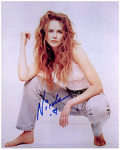 NICOLE KIDMAN  Authentic  Original  SIGNED AUTOGRAPHED PHOTO w/ COA 465 - $80.00