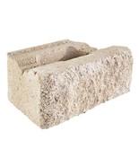 Retaining Wall Block Splitface Limestone (144-Piece/46.5 sq. ft./Pallet) - $1,013.28