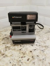 Polaroid Sun 600 Light Management System Instant Camera, a4 - $11.97