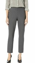Amazon Brand - Lark & Ro - Elastic trousers with side zip - (Curves Sz 4) -NEW !