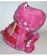 Hallmark Animated PINK Plush Singing Dragon -- great for Valentine's Day - $19.79