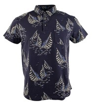 Polo Ralph Lauren Men's Sailboat Print Featherweight Mesh Polo Shirt-NN-S - $66.30