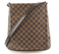 #32626 Louis Vuitton Musette Salsa Shoulder Rare Gm Adjustable Cross Bod... - $750.00