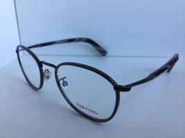 New Tom Ford TF 5333 TF5333 015 Beige 51mm Round Eyeglasses Frame  - $202.49