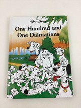 Walt Disney One Hundred and One 101 Dalmatians Hard Cover Twin Books Vin... - $12.82