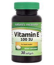 Nature's Measure Vitamin E - $9.74