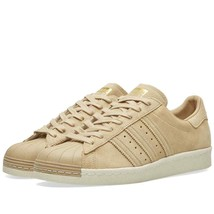 Adidas Originaux Superstar 80s Baskets Hommes Marron Baskets - BB2227 - $93.99