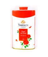 Yardley London Royal Red Roses Perfumed Talc Talcum Powder 100gm - $11.72