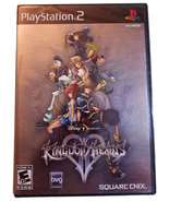 Kingdom Hearts II / 2 Brand New Sealed Black Label Playstation 2 Game * ... - $49.88