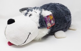 "Jay@Play The Original FlipaZoo 16"" Plush - New - Poppi Polar Bear & Ashe... - $22.79"