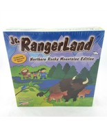 Jr Rangerland National Parks Board Game Northern Rocky Mountains USA NEW - $24.65