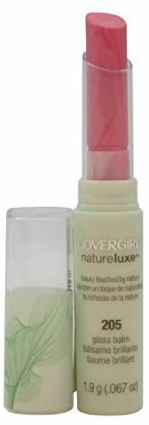 CoverGirl Natureluxe Gloss - Balm, Tulip 205 2 pack - $5.72