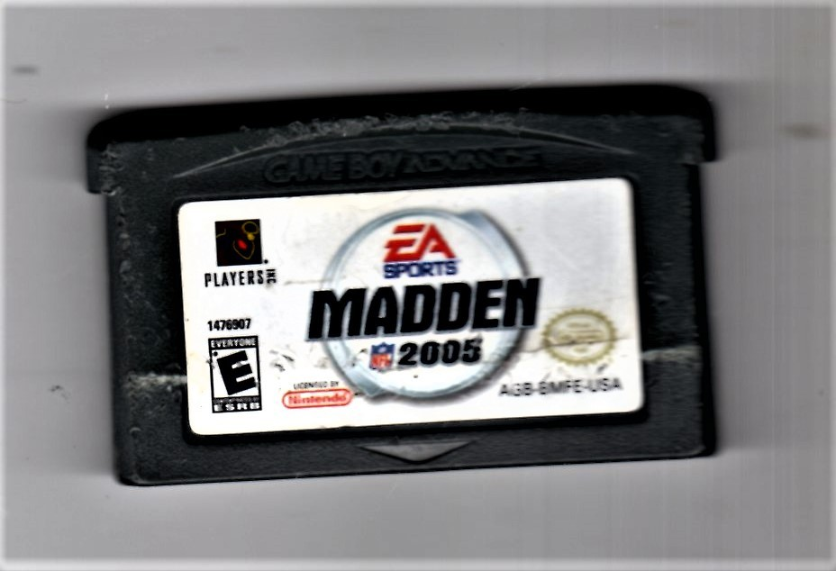 Primary image for Ninetendo Game Boy Advance - Madden 2005
