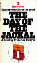 The Day Of The Jackal [Mass Market Paperback] Frederick Forsyth