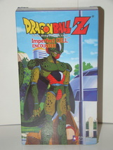 DRAGON BALL Z - Imperfect - CELL ENCOUNTER (VHS) - $15.00