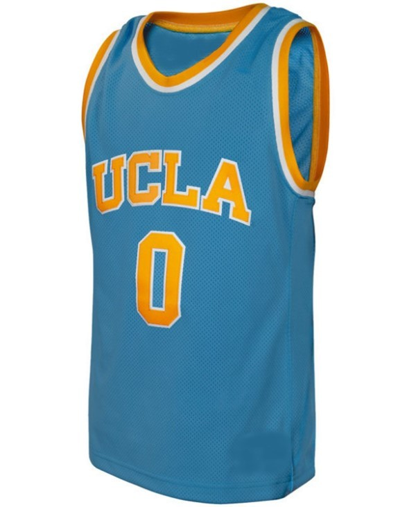 Russell westbrook college basketball jersey light blue   1