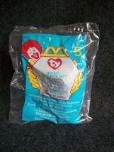 1999 McDonald's Teenie Beanie Baby Rocket The Bluejay New # 5 In Series - $1.35