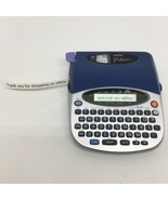 Brother P-Touch PT-1750 Label Thermal Printer w/ Some Tape Cassette - $25.23