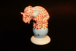 Herend Porcelain Baby Elephant on Ball VH---5215 - $135.00