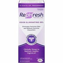 RepHresh Vaginal Gel 0.07oz with 4 Pre-filled Applicators