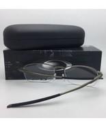 New OAKLEY Eyeglasses LIMIT SWITCH OX5121-0255 55-16 139 Satin Pewter Frame - $209.95