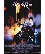 Prince Band Purple Rain Movie Counter Top Stand-Up Display - Guitar Musi... - $15.99