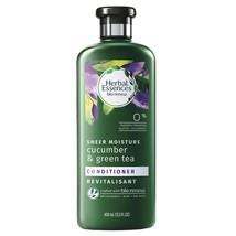 Herbal Essences Biorenew Cucumber & Green Tea Sheer Moisture Conditioner... - $15.83