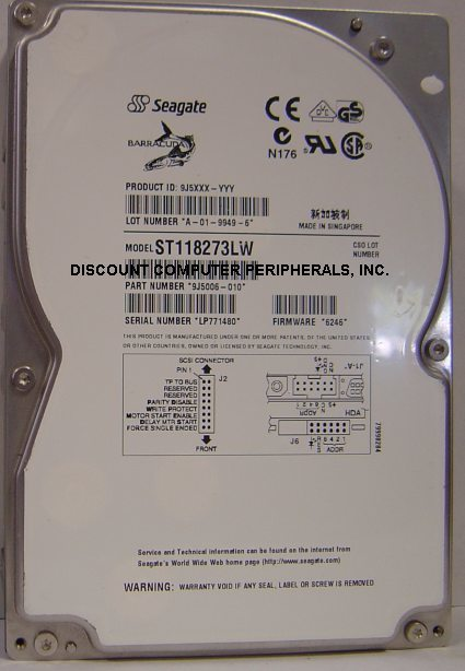 Seagate st118273lw