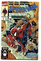 SPIDER-MAN #6 1990-Hobgoblin cover-Marvel comic book - $18.62