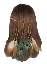 Hair Ornaments Hair Hoop Tassel Headdress Hair Band National Wind Hairband - €15,32 EUR