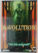 Revolution PC Game AcTiVision in Original sealed box 2002 - $10.67