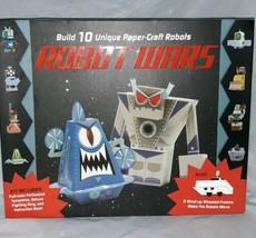 ROBOT WARS by Sterling Innovation Super Cool Robot Construction & Battle... - $18.69