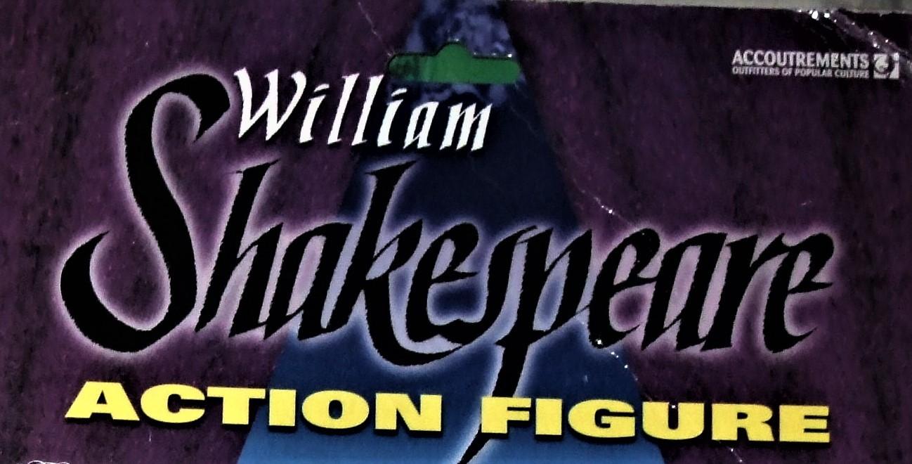 William Shakespeare - Action Figure