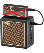 Vox amPlug2 Mini Speaker Cabinet for use with Vox AmPlug2 Headphone Amp - $38.42