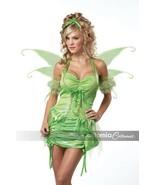 California Costumes Green Fairy Tinkerbell Adult Womens Halloween Costume 01220 - $32.99