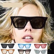 Women Sunglasses Cat Eye Retro Design Fashion Eyewear UV400 Classic Sung... - $13.98