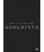 NEWS LIVE TOUR 2019 WORLDISTA Regular Edition 2 DVD + 6 Post Card Japan ... - $82.87