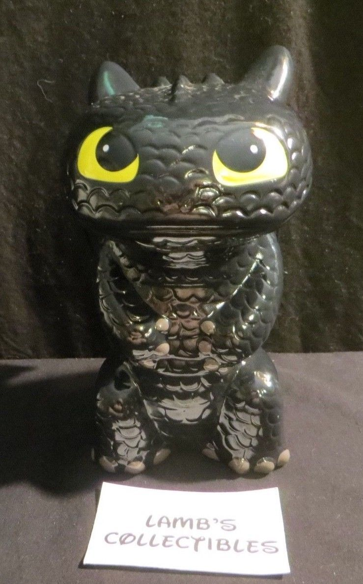 Toothless bank how to train your dragon and 50 similar items toothless bank how to train your dragon ceramic ccuart Image collections