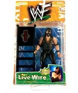 Mankind WWF Livewire Jakks K-Mart Exclusive Action Figure WWE Ladder Mic... - $24.70