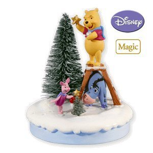 Primary image for Deck The Woods Winnie the Pooh 2010 Hallmark Ornament - QXD1023