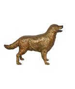 """Labrador Retriever Dog Bronze Statue Light Color Finish - Size: 56"""" x 13... - $3,430.00"""